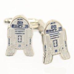 スターウォーズ・R2-D2のカフス(カフリンクス/カフスボタン)
