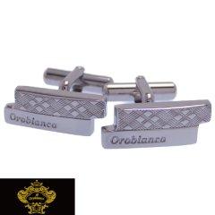 Orobianco オロビアンコ カフス カフスボタン チェック ORC184 ブランド