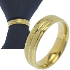 名入れ刻印サービス対象 ネクタイリング ゴールドラメ 3本ライン タイリング