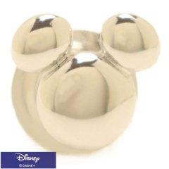 ミッキー マーク ミッキーマウス シルバー タイタック ラペルピン ブローチ ピンブローチ タイニーピン Disney ディズニー