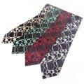 全4色・ぶくぶくシャボンのような西陣織ネクタイ