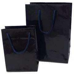 プレゼントに便利な商品に合ったサイズの手提げバッグ