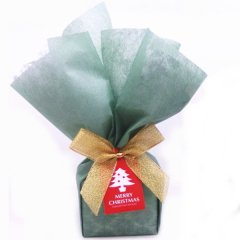 店舗包装・クリスマスのラッピング