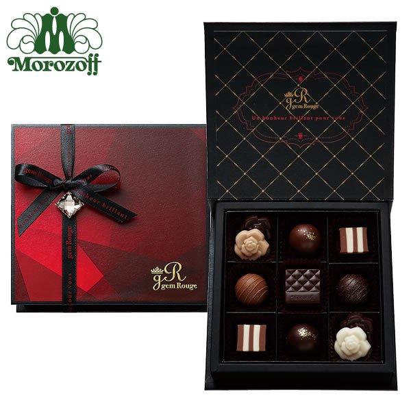 手提バッグ付【バレンタイン】高級感のあるアダルトな雰囲気のチョコレート
