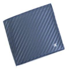 【DonGiovanniドン・ジョバンニ】ウォレット(二つ折り財布/札入れ)・ブラック×ナチュラル