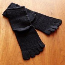 絹木綿パワーアシスト・Lサイズ(24〜26cm、1枚目用)
