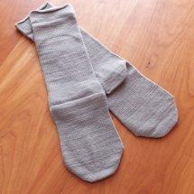 絹木綿先丸ソックス・Lサイズ(24〜27cm、3枚目用)