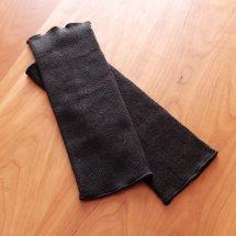 絹100%レッグウォーマー(普通サイズ35cm)