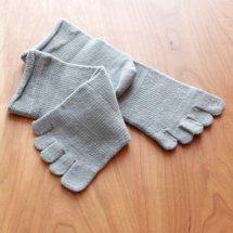 絹木綿パワーアシスト・LLサイズ(26〜29cm、2枚目用)