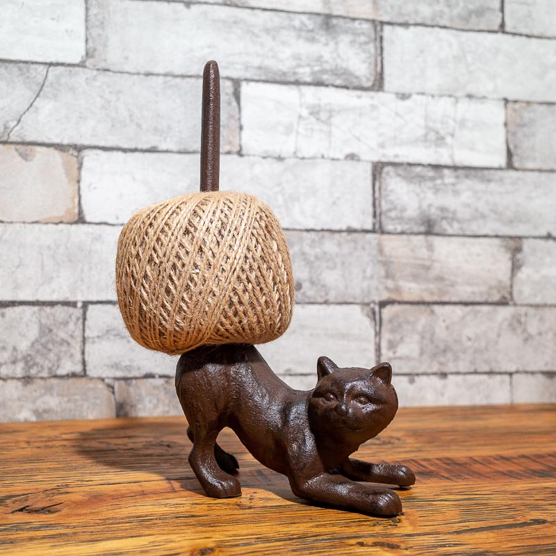FOUNDER CAT TWINE HOLDER