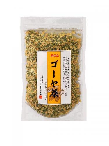 国内産 ゴーヤ茶 100%茶葉 80g