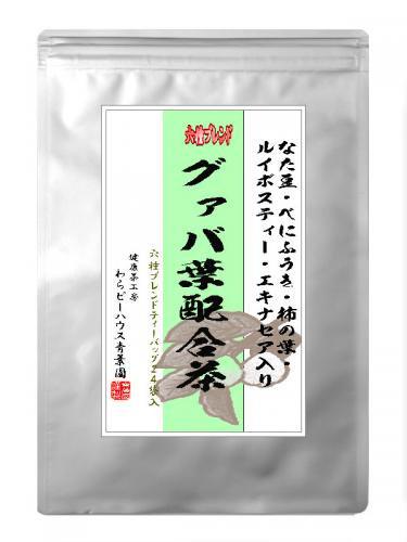 六種ブレンド グァバ配合茶 ティーバッグ 3g×24P