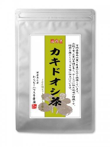 国内産 カキドオシ茶 100%ティーバッグ 3g×30P