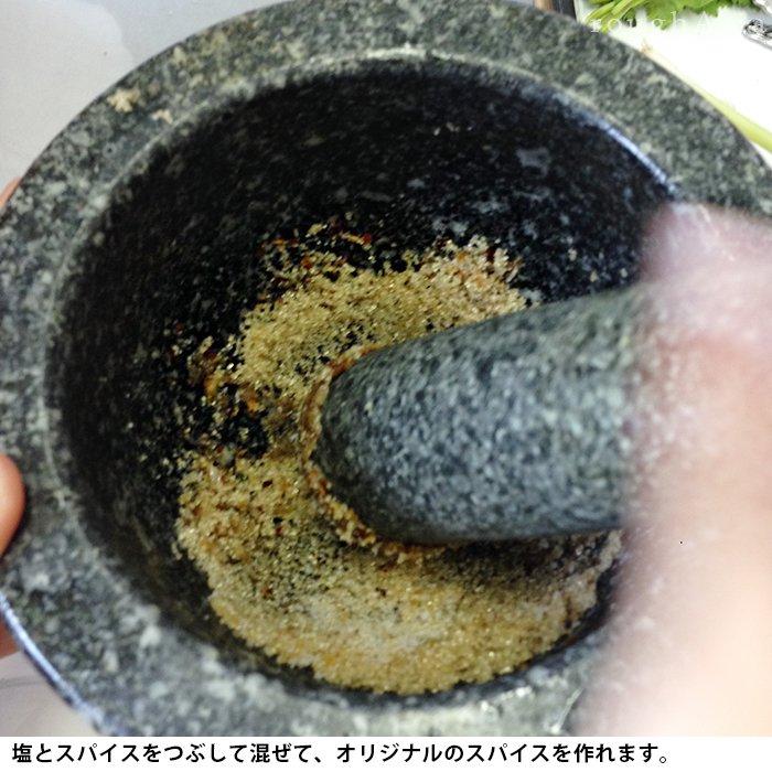 タイの石うすクロックヒン03