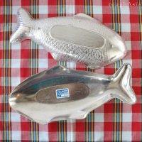 タイ/アルミ製の魚型プレート/鍋