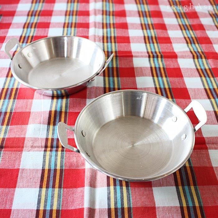アルミ製の丸型アルミパン「カイガタ」