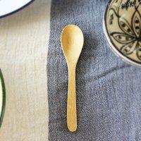 タイ/木製デザートスプーン/ ウッドスプーン