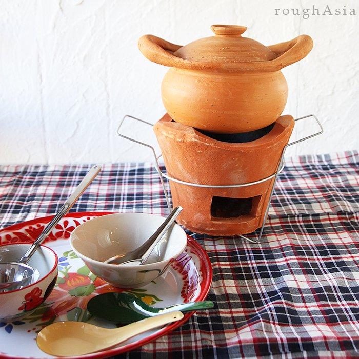 タイの土鍋