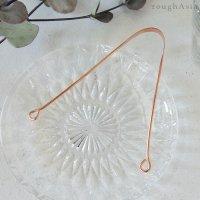 タンスクレーパー(銅製)ミディアムタイプ/舌みがき