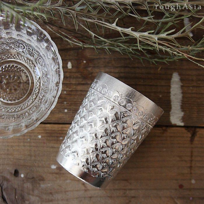 タイ/アルミ製のカップ/コップ