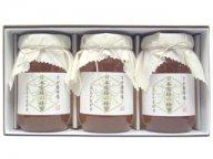 [送料無料]日本蜜蜂の蜂蜜 ギフトセット(600g×3本入) [香川県産]