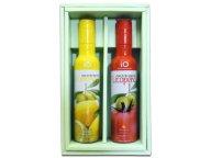 【お歳暮ギフト】レモン果汁とトマトリコピンが入ったエクストラバージンオリーブオイル (お年賀・寒中お見舞い)