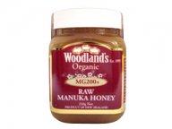 【送料無料】オーガニック MG200+ マヌカハニー 250g (有機農業振興団体公認のマヌカ蜂蜜です)[アクティブ10+,Active10+,UMF10+]