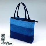 藍染めバッグ(段染め)男女兼用 阿波藍染め製品!【母の日】【敬老の日】【父の日】