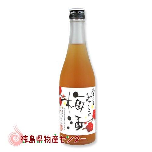 蛍の里 みさとの梅酒 500ml(徳島の地酒 日新酒類)