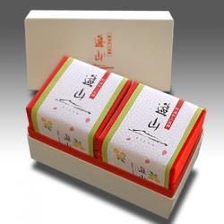阿波和三盆 遊山(ゆさん)2箱入和田の屋/お茶請け/砂糖菓子/落雁/徳島名産