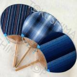 阿波しじら織り 団扇(うちわ)3種から選べます!夏のエコな涼に最適♪【母の日】【父の日】【敬老の日】