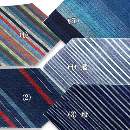 阿波しじら織 ネクタイ(5種の柄から選べます)【父の日】【敬老の日】詳細画像