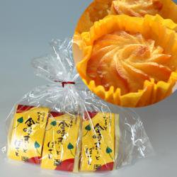なると金時すぃーとぽてと3個袋入 和田の屋(徳島県特産鳴門金時の芋菓子)