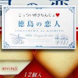 ごっつい好きなんじょ。徳島の恋人12個入(徳島のお土産菓子)