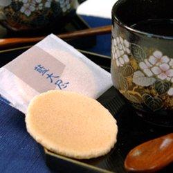 ふやきせんべい 藍大尽 26入 岡萬本舗 徳島の銘菓