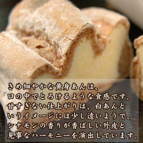 和風焼菓子 不老柿(ふろうがき)10入 日の出楼 徳島の銘菓詳細画像