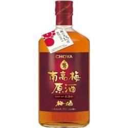 チョーヤ梅酒 南高梅原酒 贅 720ml