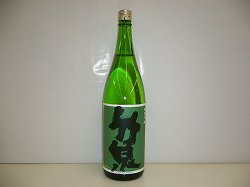 竹泉 雄町(緑ラベル) 純米吟醸 1800ml