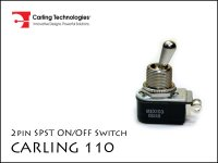 Carling / 110 2P SPST
