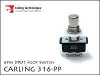 Carling / 316-PP 6P DPDT