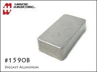 Hammond ハモンド 1590B アルミダイキャスト エフェクターケース