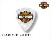 HARLEY-DAVIDSON / ピック PEARLOID WHITE