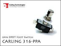 Carling / 316-PPA 6P DPDT