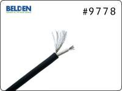 BELDEN ベルデン #9778 ギターケーブル 切り売り 1m〜