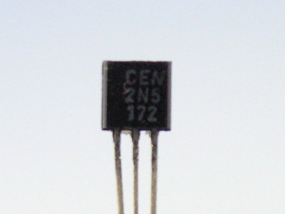 Central Semiconductor / 2N5172