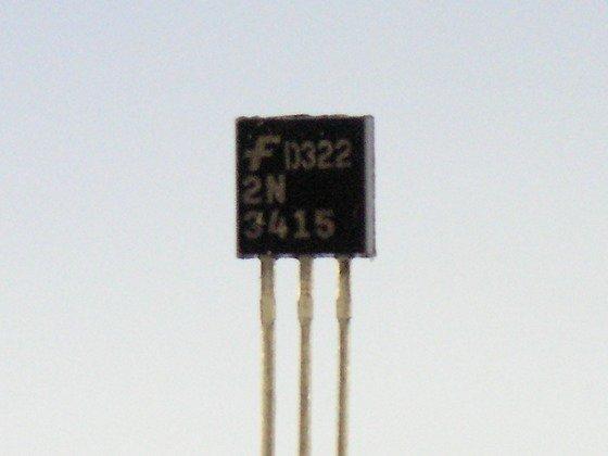 Fairchild / 2N3415