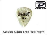 Jim Dunlop / 483R CELLULOID  Pick ピック