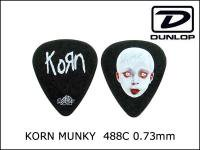 Jim Dunlop / 488C 0.73 KORN MUNKYモデル アーティストモデル Pick ピック