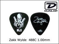 Jim Dunlop / 488C 1.00 ZAKK WYLDEモデル アーティストモデル Pick ピック