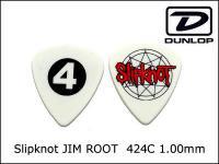 Jim Dunlop / 424C 1.00 Slipknot JIM ROOTモデル アーティストモデル Pick ピック